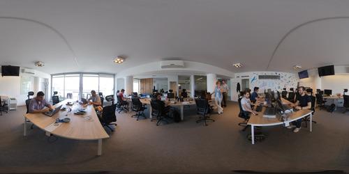 fotografía 360 grados para google mi negocio maps