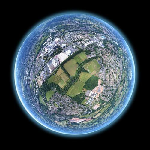 fotografia 360 y fotografia aerea