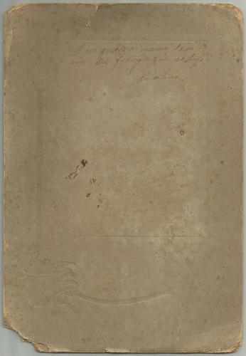 fotografia antiga virada do século  (g141)