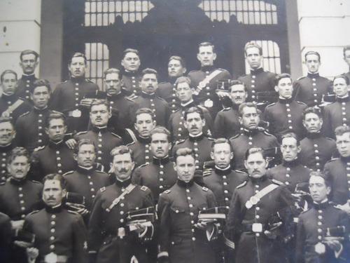 fotografia antigua colegio militar