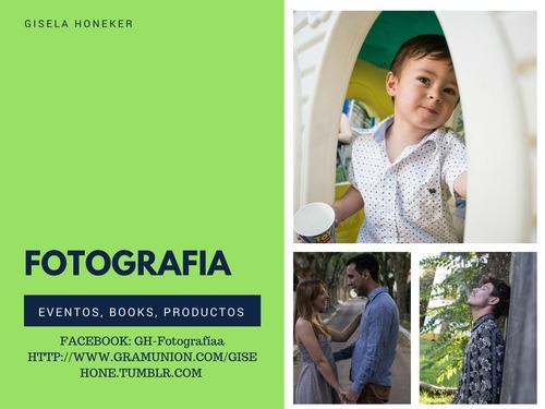 fotografía eventos y books