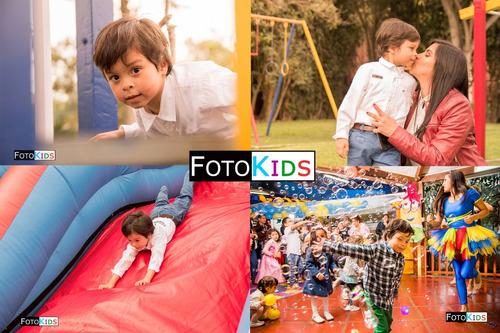 fotografia filmacion fiestas infantiles cumpleaños bautizo