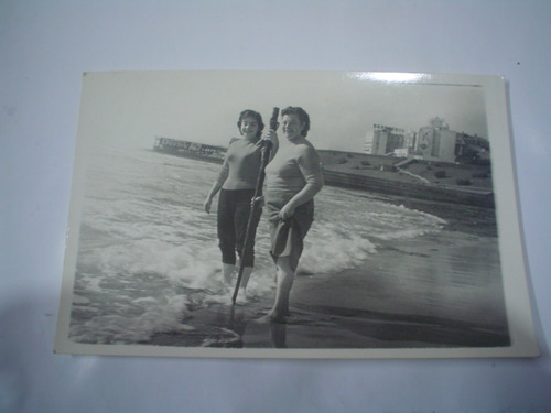 fotografia foto garcia mar del plata playa costa muelle