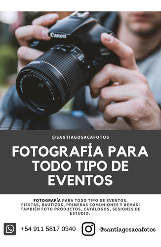 fotografía foto-productos modelaje catálogos y demas.
