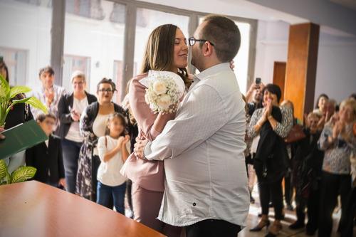 fotografía, fotógrafo primer año / civil / casamientos