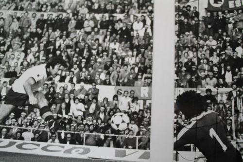fotografia futbol italiano 1981