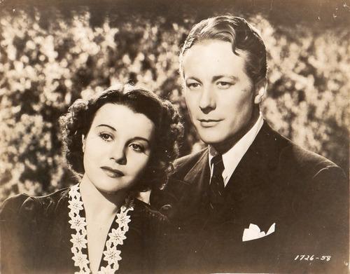 fotografía gene raymond olympe bradna stolen heaven 1938