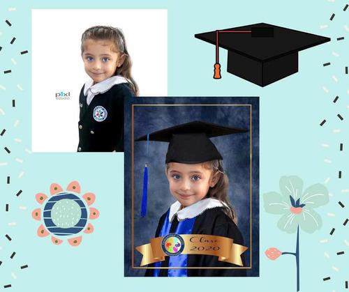 fotografía graduación 2020