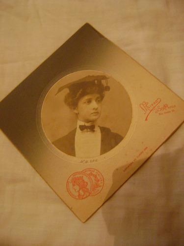 fotografia  m rizzo 1905