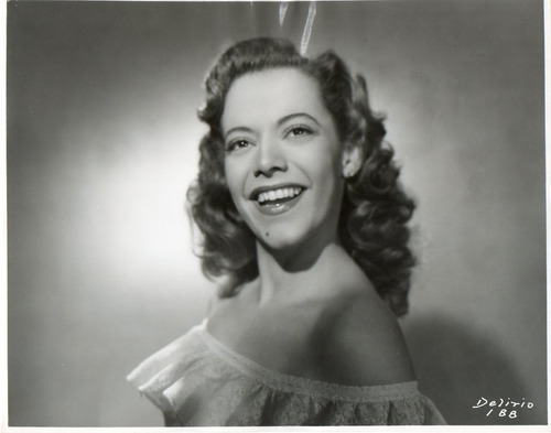 fotografía original de amalia aguilar delirio tropical 1952
