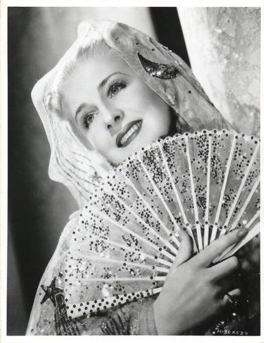 fotografia original de la actriz norma shearer