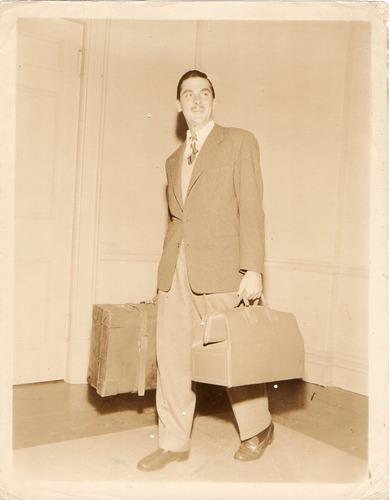 fotografía original del actor americano richard hart