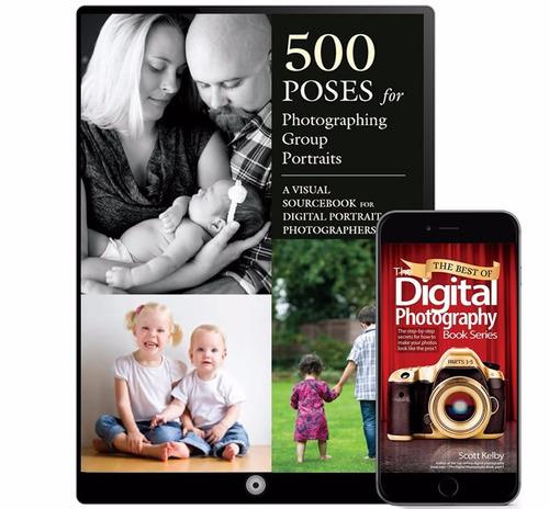 fotografía portafolio modelos colección 40 libros - digi.tal