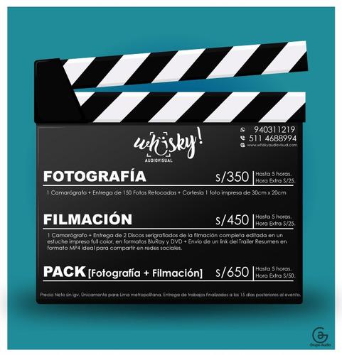 fotografía profesional para eventos