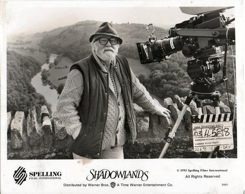 fotografía shadowlands richard attenborough julian fellowes