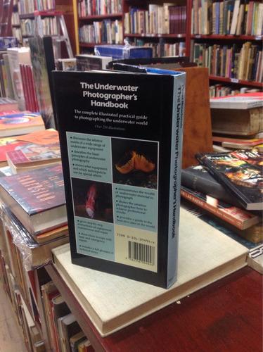 fotografía submarina en inglés. handbook.