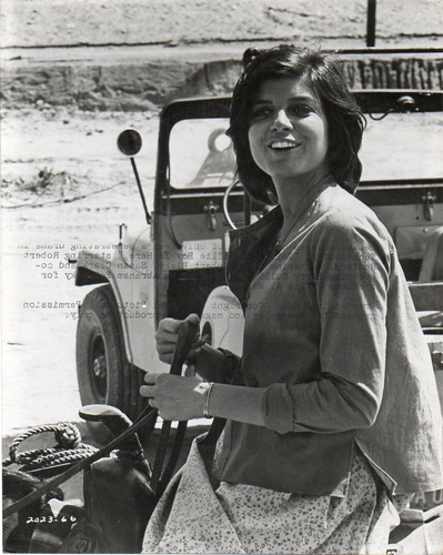 fotografía tell them willie boy is here katharine ross 1969