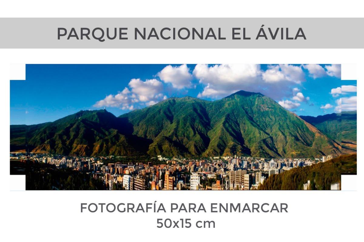 Fotografía Venezuela Para Enmarcar Cuadro El Avila Salto Ang - Bs ...