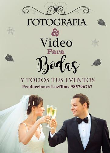 fotografia y filmación para eventos