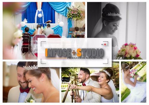 fotografía y video bodas - eventos sociales quito - drone