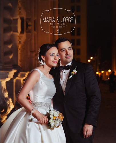 fotografía y video bodas y eventos. encuadre producciones