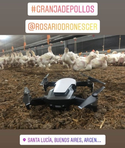 fotografía y video con dron