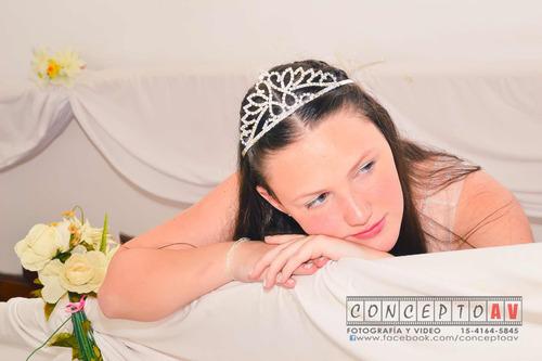 fotografia y video de 15 años casamientos fotografo bodas