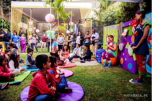 fotografía y video filmacion para cumpleaños infantiles
