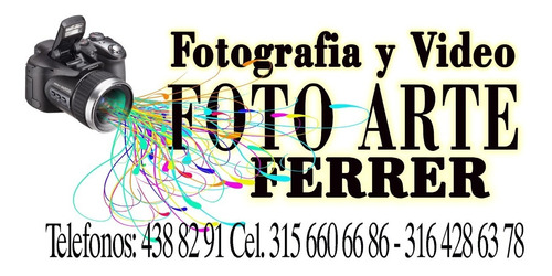 fotografia y video foto arte ferrer