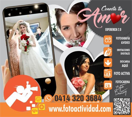 fotografía y video  profesional para bodas, eventos y shows.