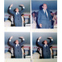 Fotos Inéditas Originales Carlos Andrés Pérez Año 1988