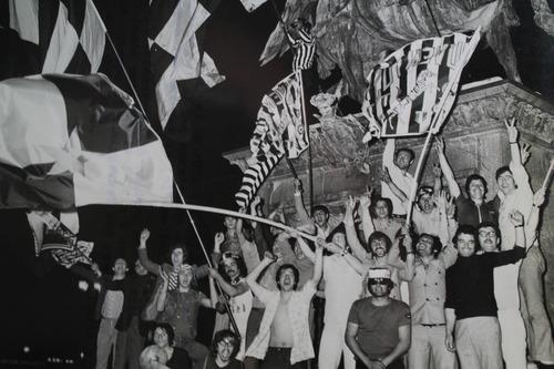 fotografias futbol italiano juventus 1981