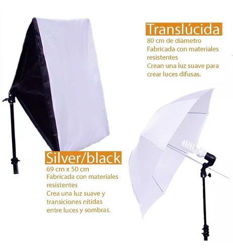 fotografico estudio kit