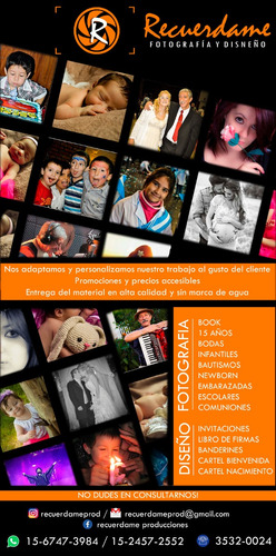 fotografo - cumpleaños | casamientos | infantiles | books