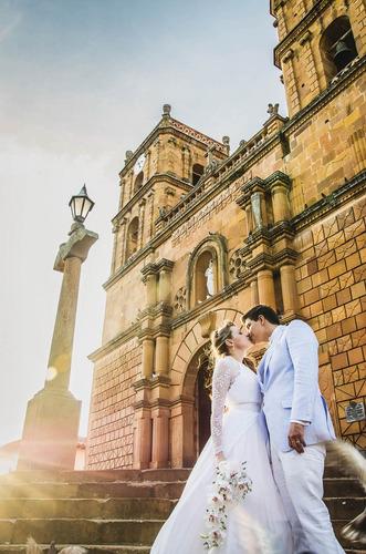 fotógrafo de bodas y quince años
