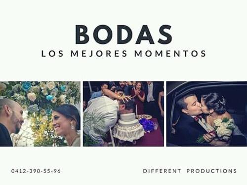 fotógrafo profesional video bodas 15 años eventos modelos