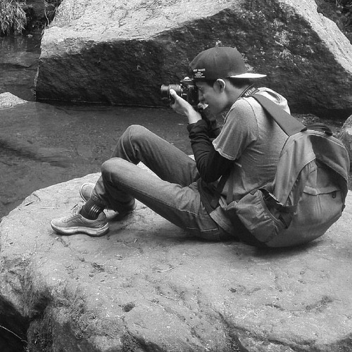 fotógrafo urbano y de retrato para redes sociales