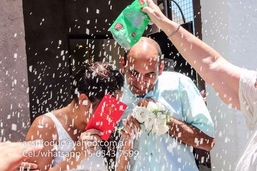 fotógrafo y/o video casamientos bodas 15 años bautismos etc