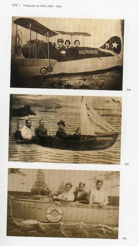fotógrafos en chile 1900-1950 - hernán rodríguez villegas