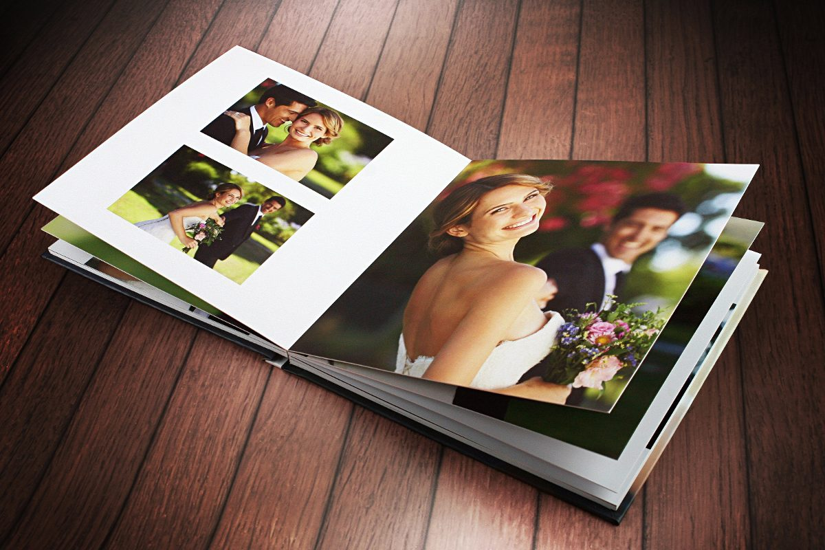Fotolivro lbum 180 flat com capa dura 20 p g - Album de fotos ...