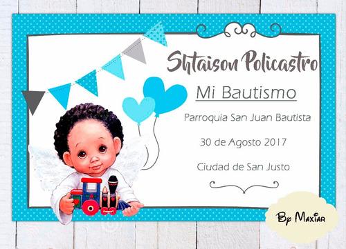 fotomontaje p/imprimir lamina nacimiento/invitación/eventos