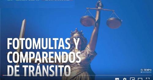 fotomulta comparendo multas exoneramos x prescripcion y  ley