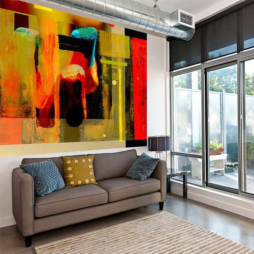 fotomural arte decoración paredes salas, habitaciones y más