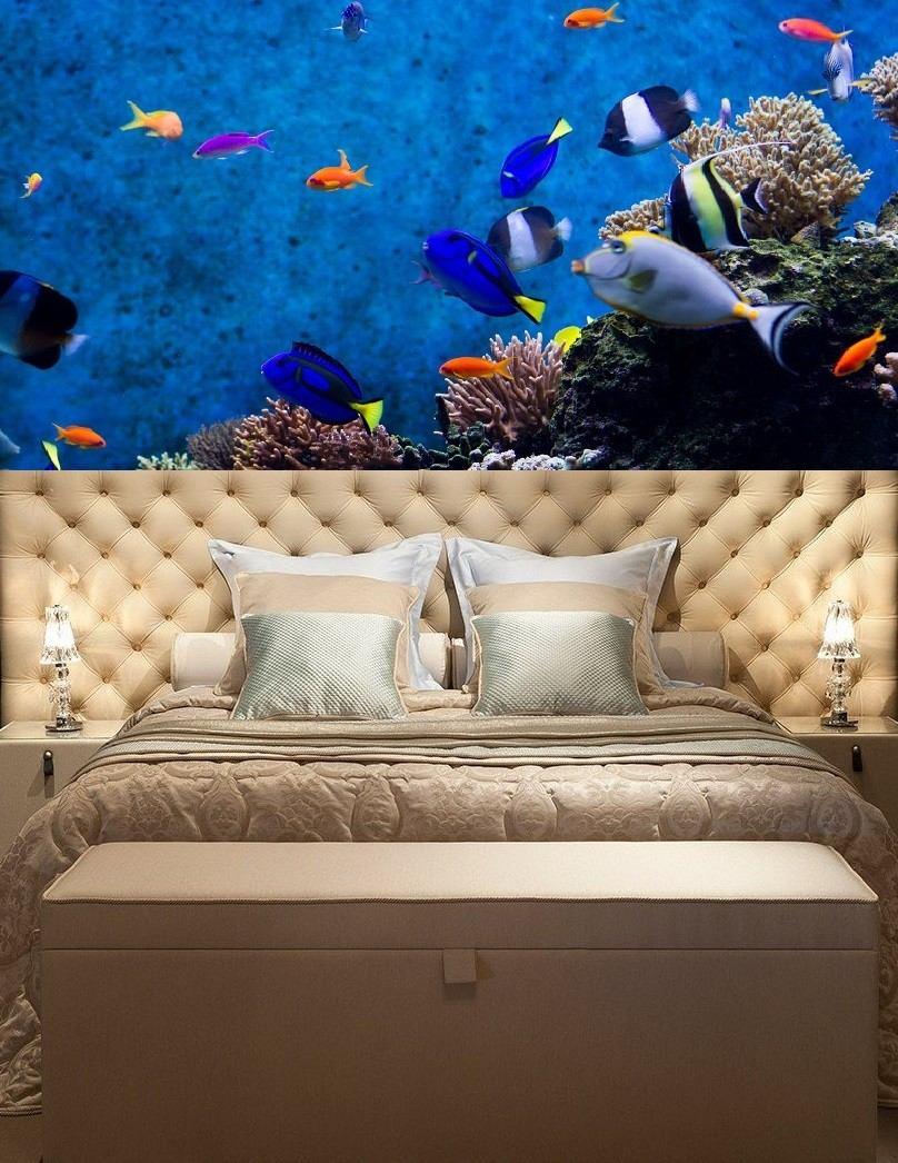 fotomurales adhesivos decorativos fondo del mar marinos