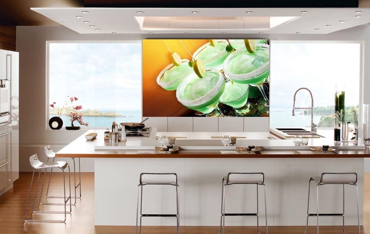 Fotomurales adhesivos decorativos para la cocina 100 for Articulos decorativos para cocina