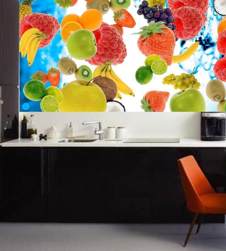 Fotomurales adhesivos decorativos para la cocina 100 for Adhesivos decorativos para muebles