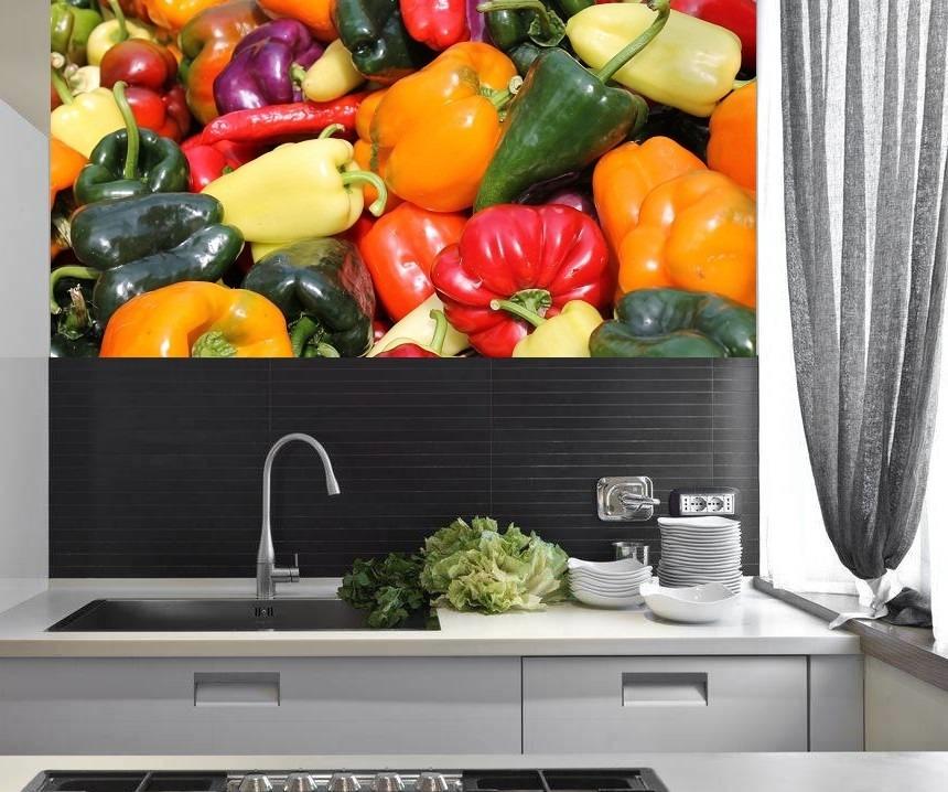Fotomurales adhesivos decorativos para la cocina 100 for Adhesivos decorativos