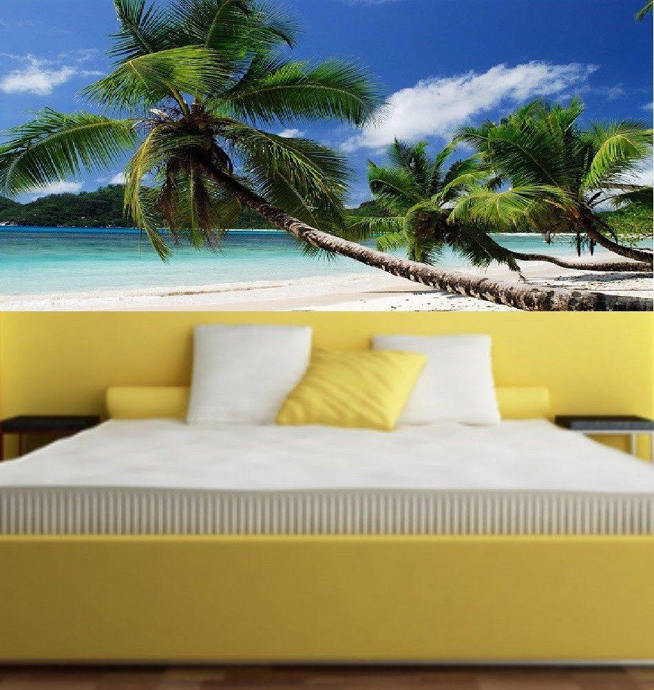 Fotomurales adhesivos decorativos playas en for Fotomurales decorativos