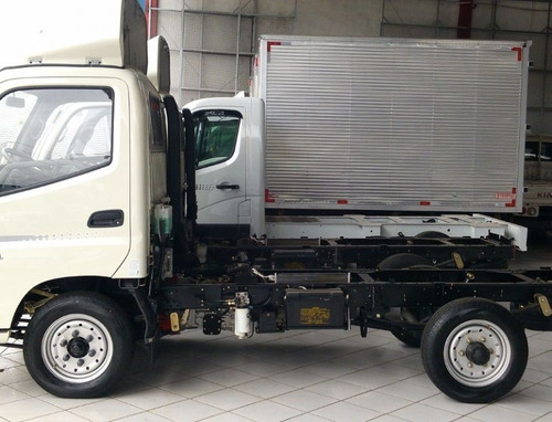 foton 14st 2.5 chassi rd