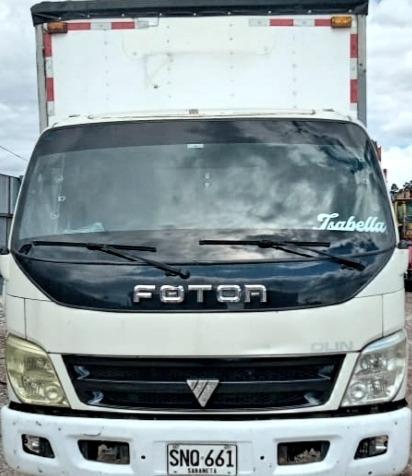 foton/ 2012/ motor reparado